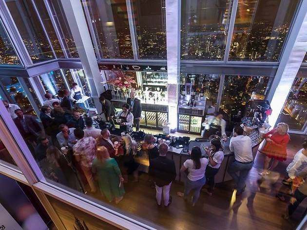 Time Out exclusive: single mixer night at The View from The Shard