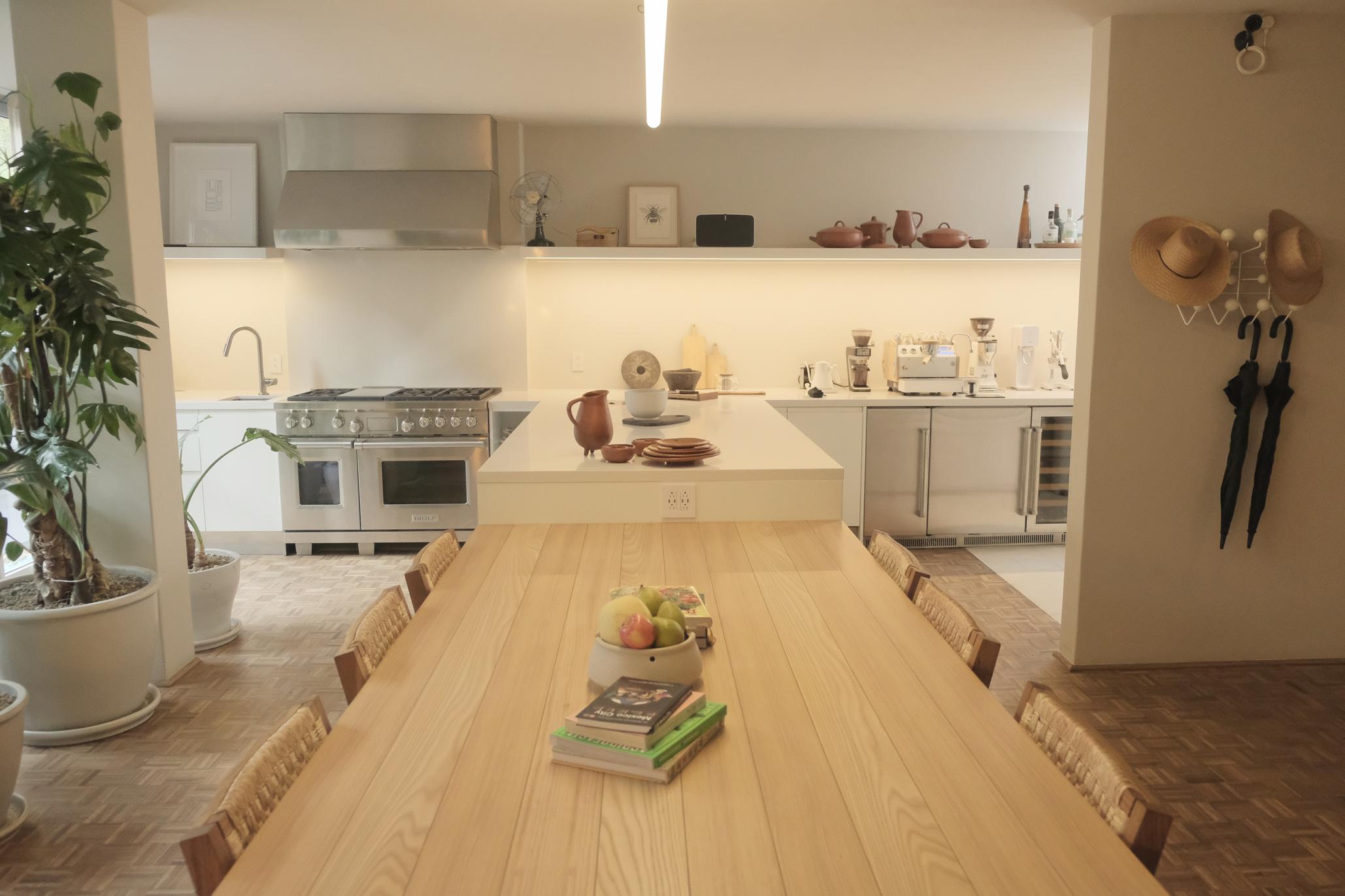 Casa Teo: la residencia gastronómica de Enrique Olvera que puedes rentar