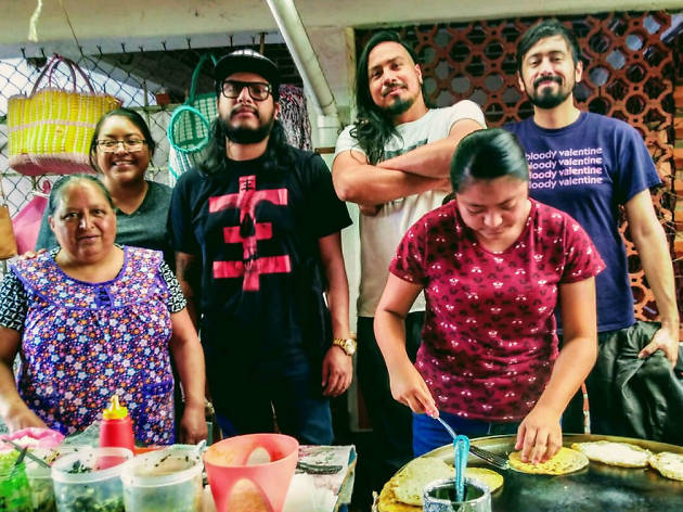 Montecarlo 88, banda mexicana