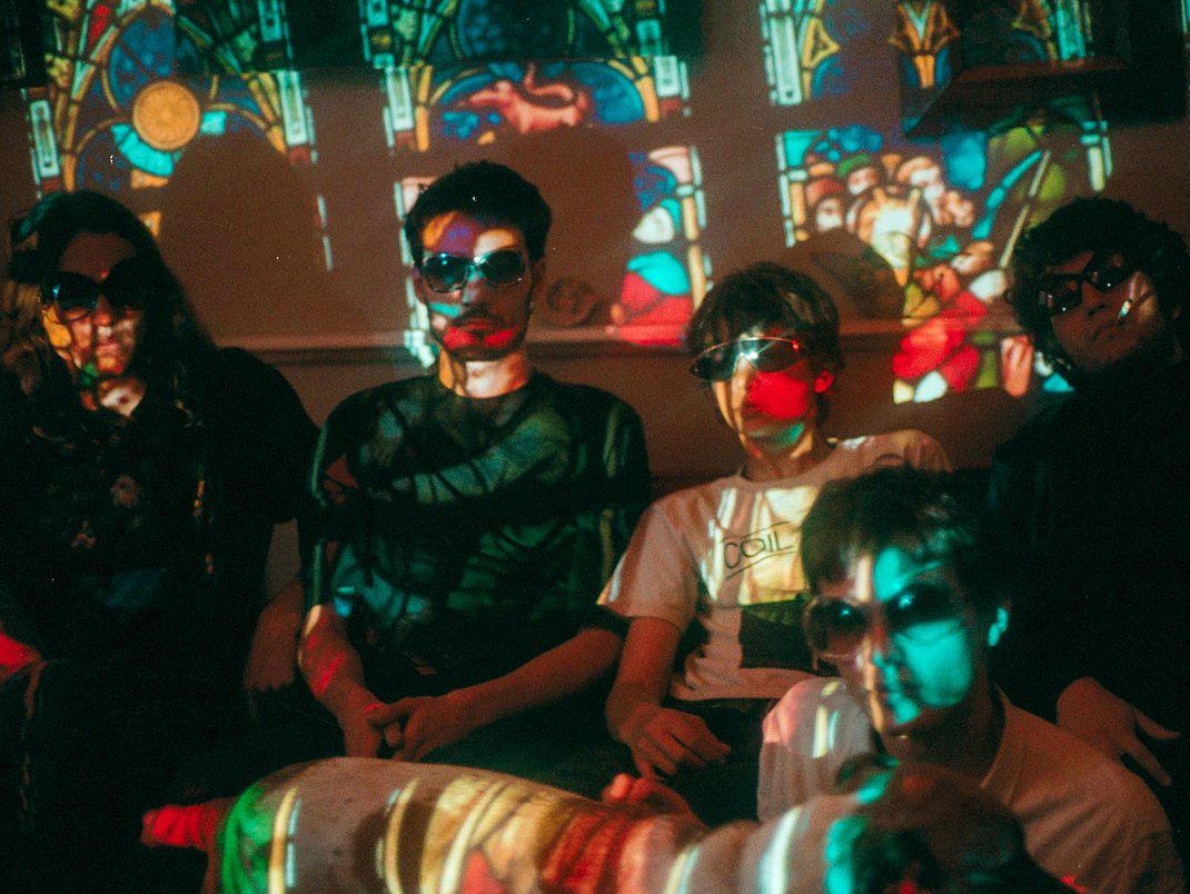 Sei Still, banda de rock psicodélico