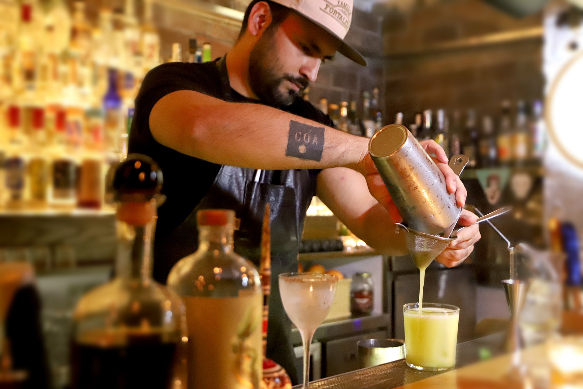 Where to drink agave spirits in Hong Kong