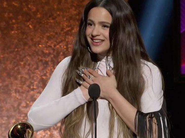 Rosalía, reina de los Grammy