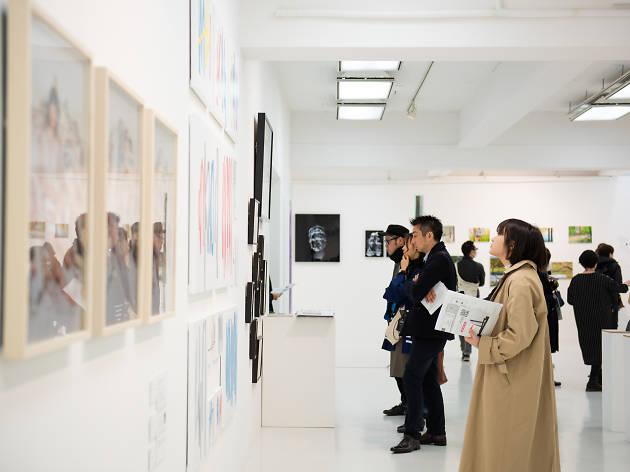 3331 ART FAIR 会場(参考)