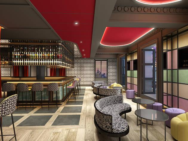 Así será (por dentro y por fuera) el primer hotel de Cristiano Ronaldo en Madrid