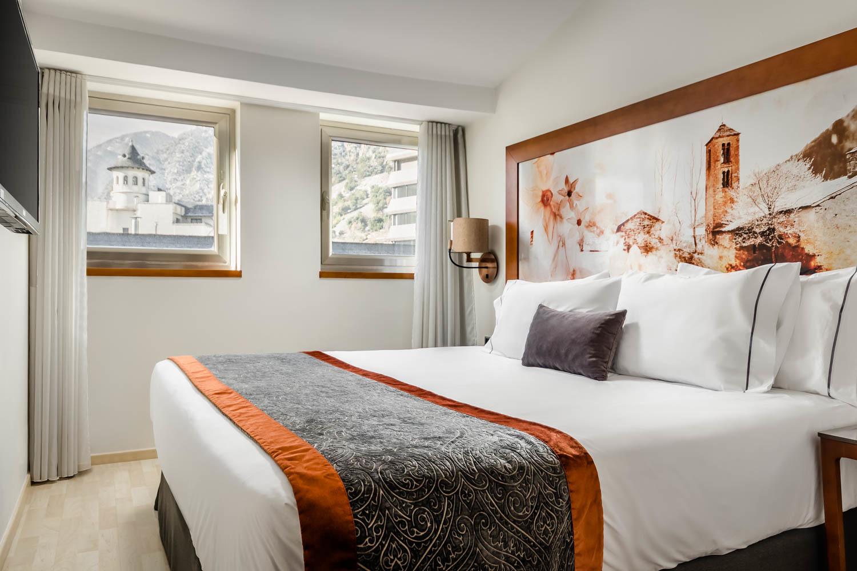 Gana una estancia de lujo en el Hotel Eurostars Andorra 5*