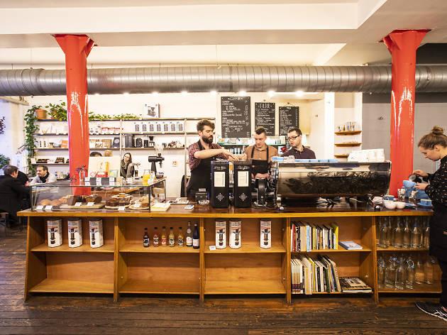 Prufrock Coffee, London