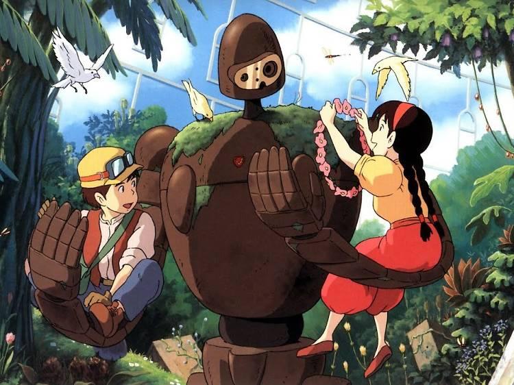Ver un clásico de Miyazaki