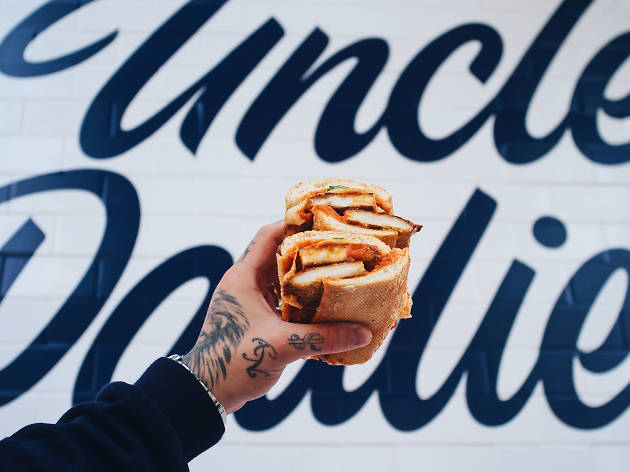 Uncle Paulie's Downtown DTLA sandwich shop