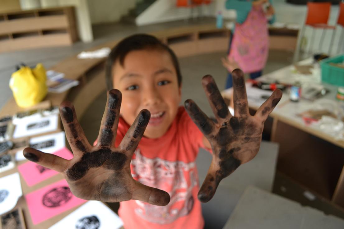 Laboratorios para niños (Foto: Cortesía MUAC)