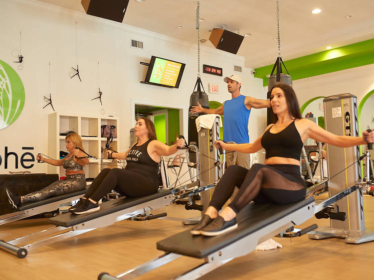 Morphē Health & Fitness Studio