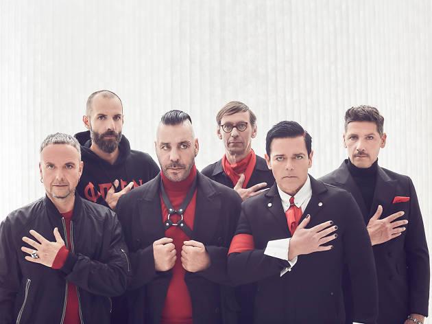 Rammstein la banda alemana visitará la Ciudad de México después de dos décadas
