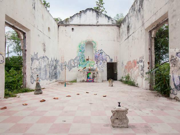 Feria de Arte QiPO interviene edificio Gaona