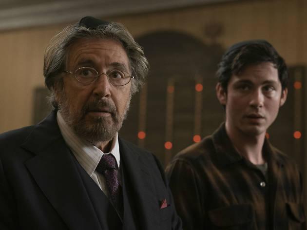 Hunters, la serie de Prime Video protagonizada por Al Pacino