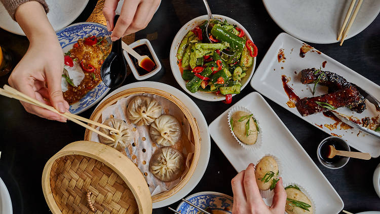 dim sum, duck duck goat, stephanie izard, chinese, dumplings, west loop, restaurant