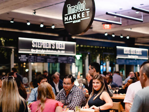 Win a $50 Time Out Market Miami Card
