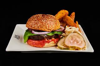 Craigie Burger, time out market boston