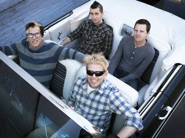 Punk legends the Offspring are teaming up with Sum 41 for a massive Australian tour
