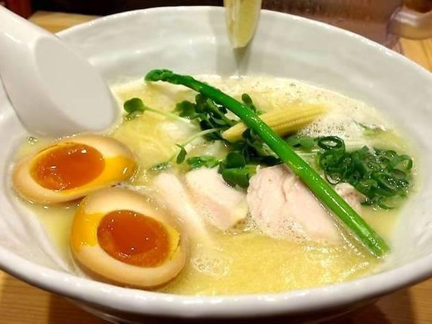 東京、鶏白湯ラーメン15選