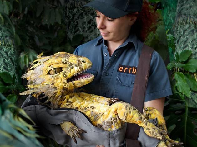 'Erth's Dinosaur Zoo' at Imagine Children's Festival 2020