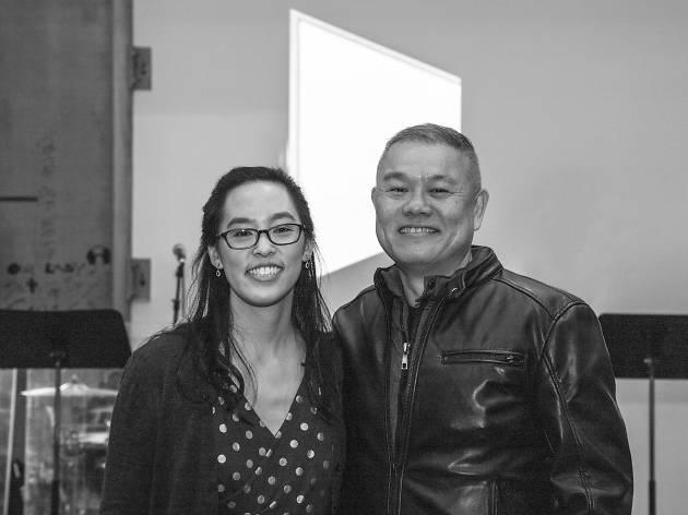 Lauren Yee and Chay Yew