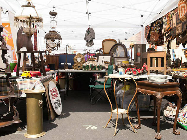 Chelsea Flea Market is coming back from the dead thanks to Brooklyn Flea