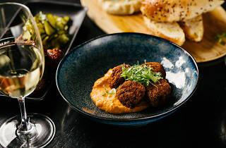 The Barre Arts Centre Melbourne food