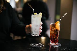 The Barre Arts Centre Melbourne drinks