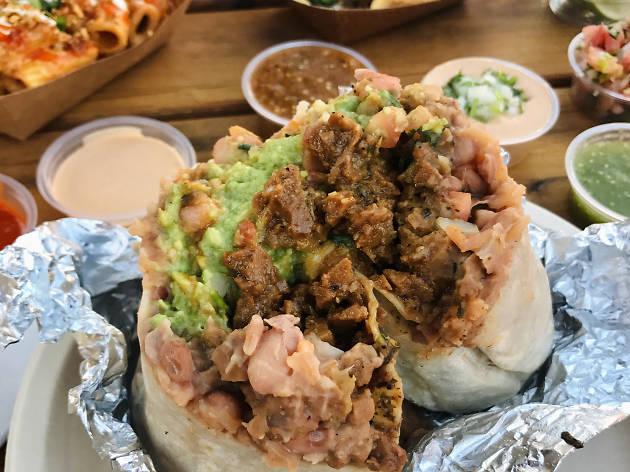 Cena Vegan Mexican vegan food Los Angeles pop up