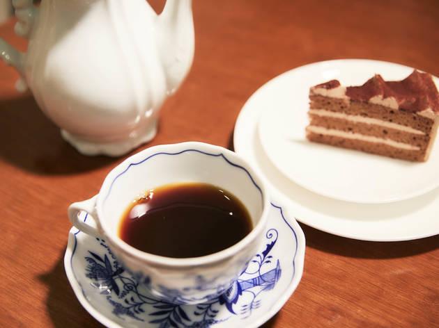 ビブリオ. クラシック 珈琲と紅茶