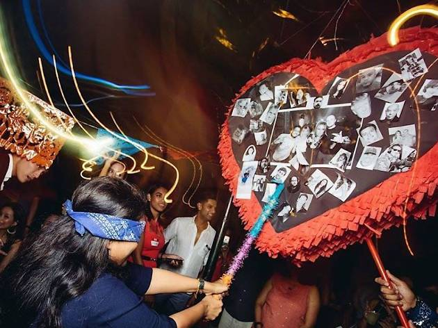 The best anti-Valentine's Day events in Singapore