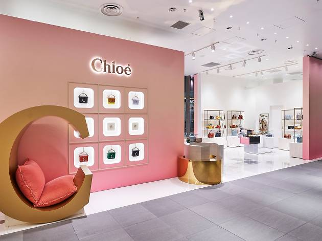 Chloé C POP UP STORE