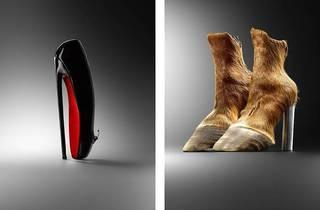 Marche et démarche, une histoire de la chaussure au MAD