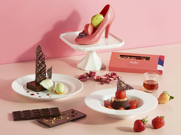 横浜チョコレートファクトリー&ミュージアムのバレンタイン&ホワイトデー