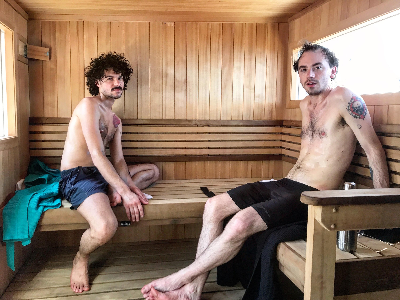 Bushwick's newest queer nightlife destination is a pop-up sauna