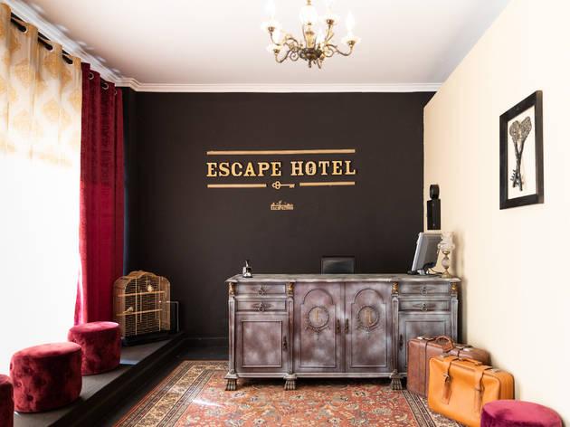 Escape Hotel abre mais uma sala em Algés