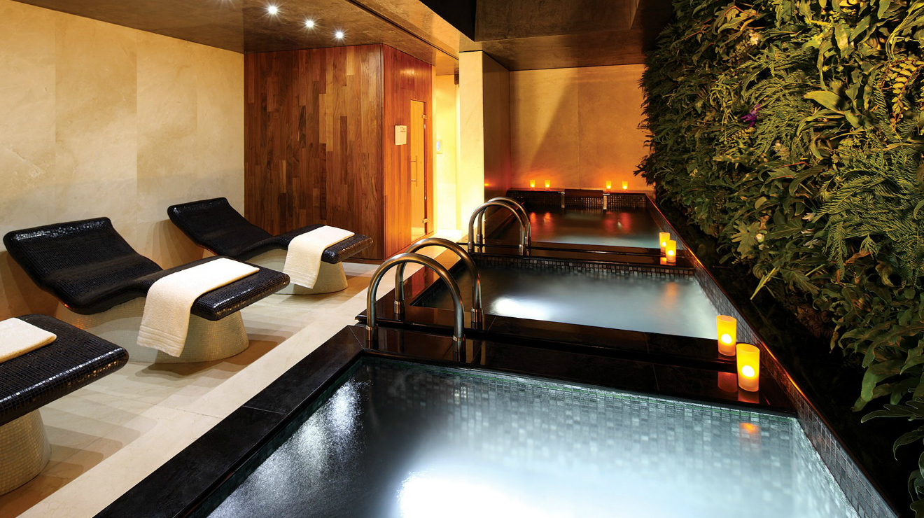 Spa by Liverpool
