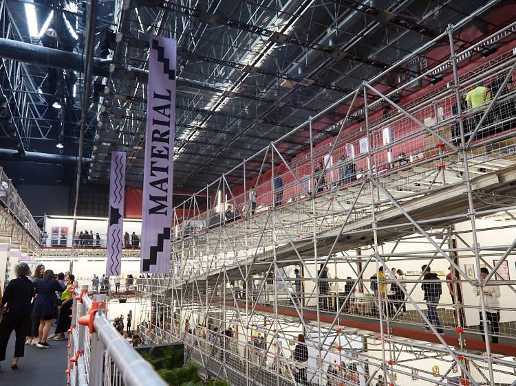 Mexico City Contemporary Art Week: ferias, arte público en el Metro, recorridos
