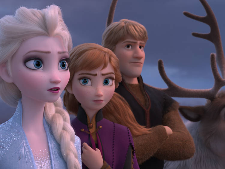 """""""Into the Unknown"""" (Frozen II)"""
