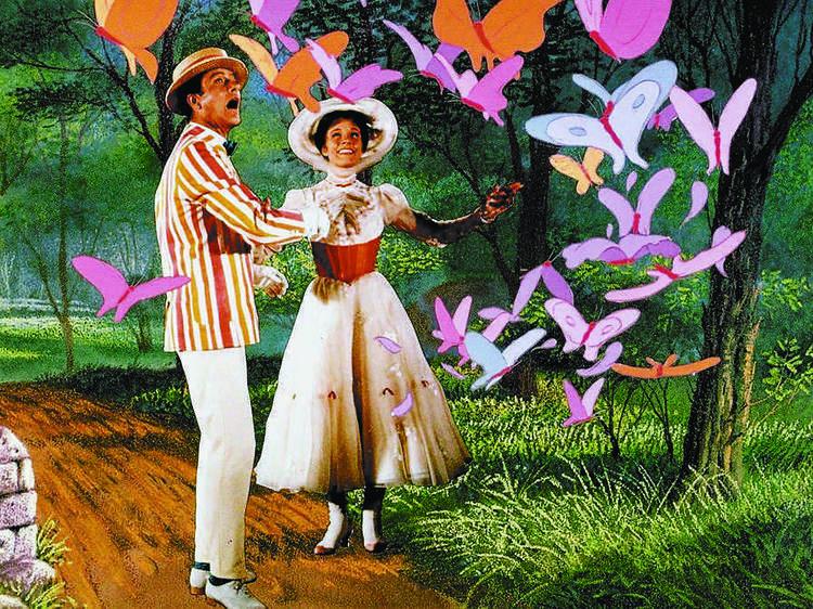 """Supercalifragilisticexpialidocious"" (Mary Poppins)"