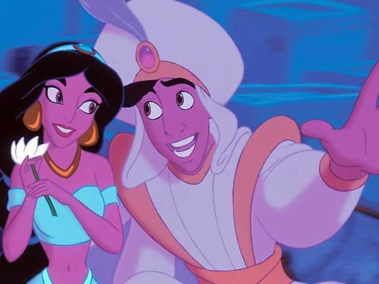 """A Whole New World"" (Aladdin)"
