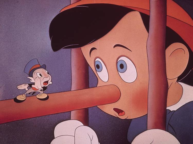 """""""When You Wish Upon a Star"""" (Pinocchio)"""