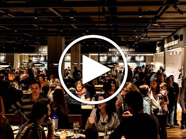 Take a tour of Time Out Market Montréal