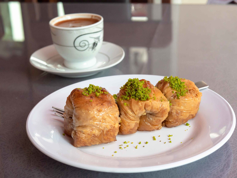 Baklava at Ottoman Turkish Restaurant