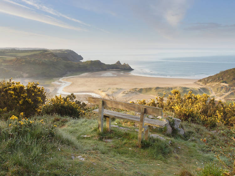 The Gower Peninsula