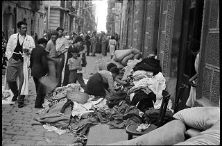 La Barceloneta en Guerra