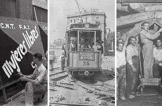 Fotos antigues de Barcelona
