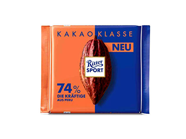 Ritter Sport Cocoa Selection