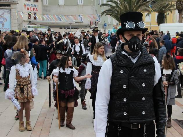 Lošinj Carnival