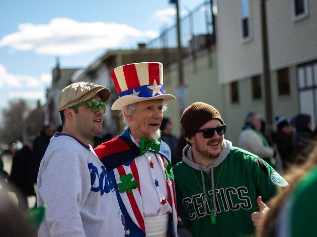 St. Patrick's Day Boston