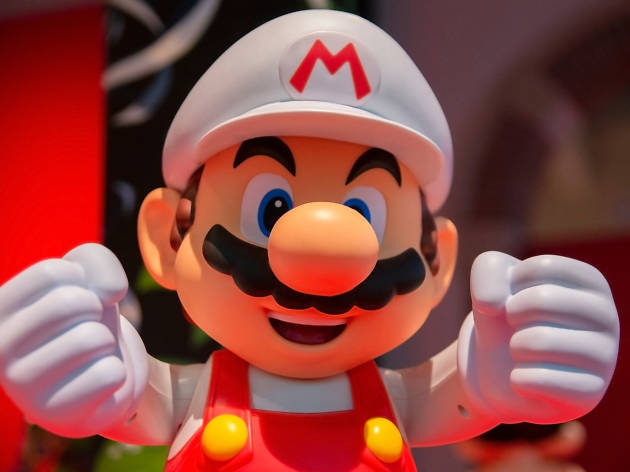 A Nintendo theme park is bringing Mario-mania to Orlando, FL